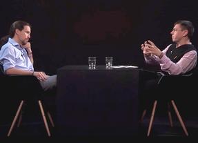 Iglesias entrevista a Monedero: