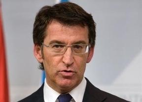 Feijóo 'avala' los Presupuestos de Rajoy y no pedirá la reforma del sistema de financiación