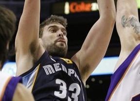 A medio Gasol: Marc, y no Pau, estará en el partido de las estrellas de la NBA