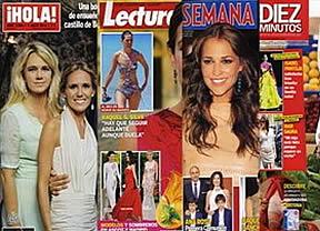 Resumen de las revistas del corazón de la semana: las famosas abren la temporada de fiesta del verano