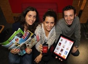 Eva, María y Jonathan, las mejores ofertas de las tiendas a nuestro alrededor a sólo un click