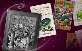 La saga 'Harry Potter' da el salto al libro electrónico