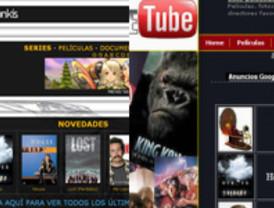 Las webs de descargas se 'cuelgan' contra la 'Ley Sinde'