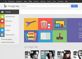 Google Play Store rediseña su versión web