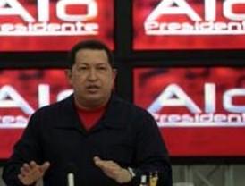 Chávez denuncia plan de EEUU para promover la guerra