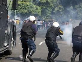 Correa ofrece a Sarkozy su apoyo para lograr la liberación de rehenes de las FARC