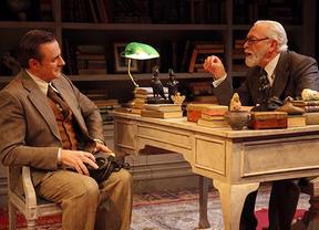 'La sesión final de Freud'..., si Dios quiere
