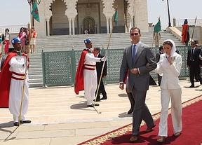 Felipe VI refuerza los lazos pol�ticos con Marruecos, que es 'la frontera sur estable para Europa y Espa�a'
