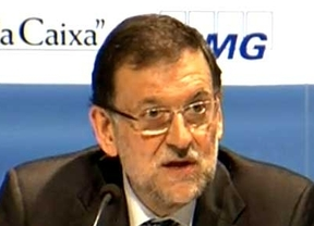 Rajoy augura que las cifras de paro y cotizantes a la Seguridad Social que se darán el martes serán