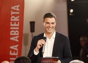 El 'efecto Sánchez': El PSOE gana 3.500 nuevos militantes en los 3 primeros meses del secretario general