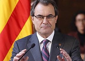 La otra cara del balance de Artur Mas: 'auto-condecoraciones' económico-pacificadoras y miedo a la Diada