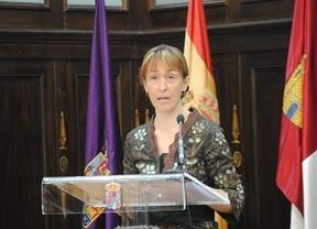 Ana Guarinos, presidenta de la Diputación