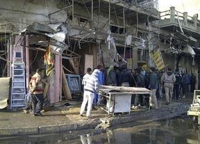 Tras la salida de EEUU, Bagdad 'sufre' diez terribles atentados: más de 60 muertos y 190 heridos