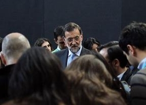 Rajoy no disimula su perplejidad: