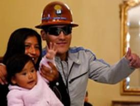 Minero Mamani acepta trabajo en Bolivia