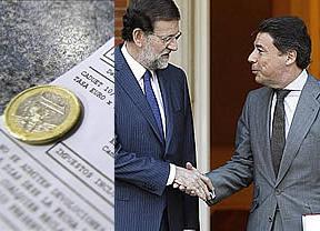 Rajoy invalidará el euro por receta urgentemente, tanto por lo impopular de la medida como por el reto de González