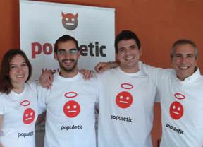 David Ciudad Rodríguez, CEO de Populetic.com, nos da 10 consejos 'para crear una empresa'
