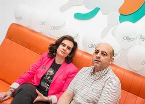 Virginia y Roberto: del amor al emprendimiento hay un paso