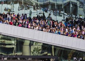 El caos y el estado de emergencia podrían reinar en Noruega, pero ¡por Justin Bieber!