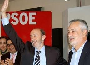 El PSOE gasta sus últimos cartuchos: cierran hablando de corrupción y sin nombrar los ERE