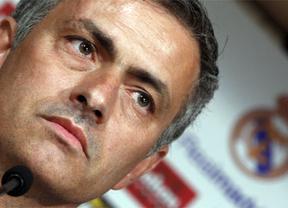 Mourinho sólo piensa en la Liga y en ganar en Mallorca para ser campeón... de invierno