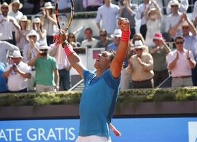 Nadal confirma su mejoría ante Dimitrov para estar en semifinales (6-3, 6-4)