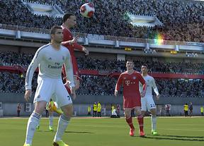 PES 2015: el simulador de fútbol de Konami estrena su demo