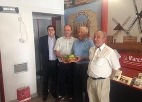 'El día del pepino' en Huete (Cuenca)