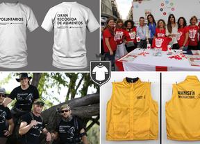 Camisetas.info aumenta su inversión económica en ayudas sociales