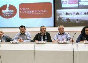 14-N: los sindicatos quieren que hasta los parados y pensionistas secunden la huelga general