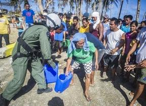 La cifra oficial de muertos en Filipinas supera ya los 5.200 dos semanas después del tifón