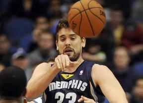 Marc y 'sus' Grizzlies se toman la revancha e igualan la serie con los Clippers (105-98)