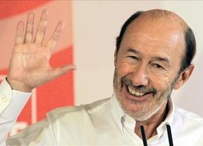 Rubalcaba se vuelca en las campañas gallega y vasca
