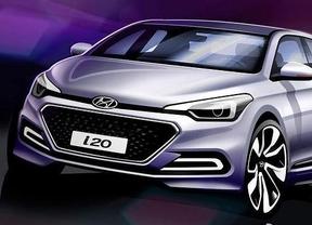 Hyundai muestra los primeros detalles del i20 de nueva generación