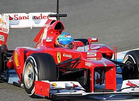 La fiabilidad, por fin, de su Ferrari llena de optimismo Alonso ante el GP de Mónaco