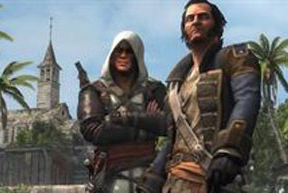 Assassin's Creed 4 Black Flag estrena 'gameplay'