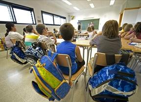 Educación suprimirá 200 plazas de docentes el próximo curso según UGT