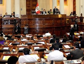 Congreso instaló Comisión de Ética