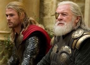 'El mundo oscuro' lo tiene muy claro en las taquillas: 'Thor' arrolla en los cines españoles