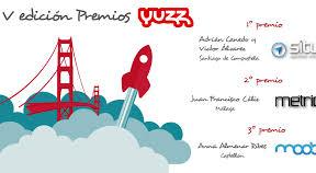 Dos emprendedores gallegos ganan el primer premio del programa Yuzz del Banco Santander