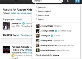 Twitter continúa su renovación: ahora habrá 'autocompletado' en las búsquedas