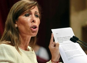 Victoria Álvarez: 'Alicia me contó que Pujol llamó a Rubalcaba para que sacara a su hijo del 'caso Pretoria''