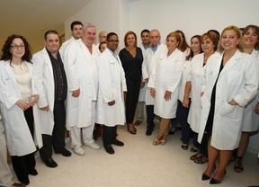 Cospedal inaugura el centro de salud de Villarta de San Juan