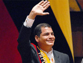 Correa asistirá a la cumbre iberoamericana