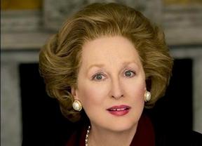 'La dama de hierro', un polémico estreno en Reino Unido con los políticos en contra