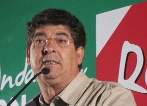 Valderas busca hacer política e intentará no defraudar a los andaluces