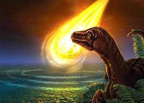 Ahora dicen que fue un incendio tras el impacto de un asteroide lo que acabó con los dinosaurios