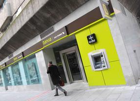 Bankia invierte 33,24 millones de euros en comprar acciones propias y relaja el caos