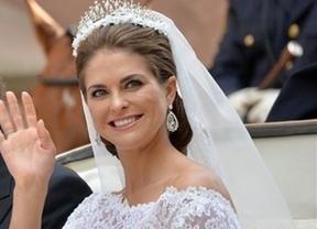¿Fin del matrimonio de Magdalena de Suecia?