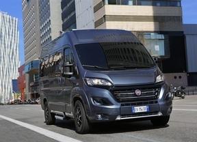 Fiat Professional lanza en España el nuevo Ducato, con costes de explotación más bajos y nuevo diseño